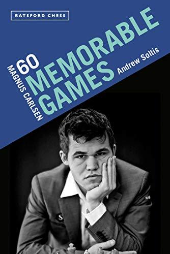 60 Memorable Games Carlsen / Soltis