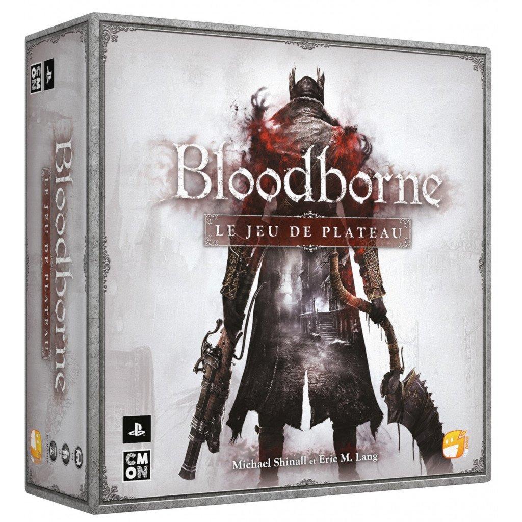 Bloodborne – Le Jeu de plateau
