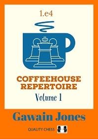 coffeehouse répertoire  Gawain Jones volume1