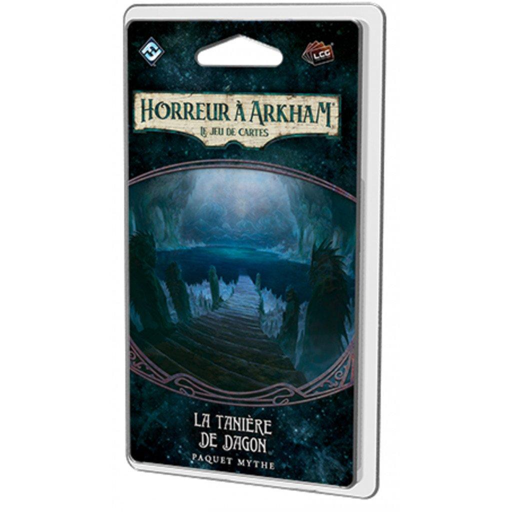 Horreur à Arkham : Le Jeu de Cartes – La Tanière de Dagon