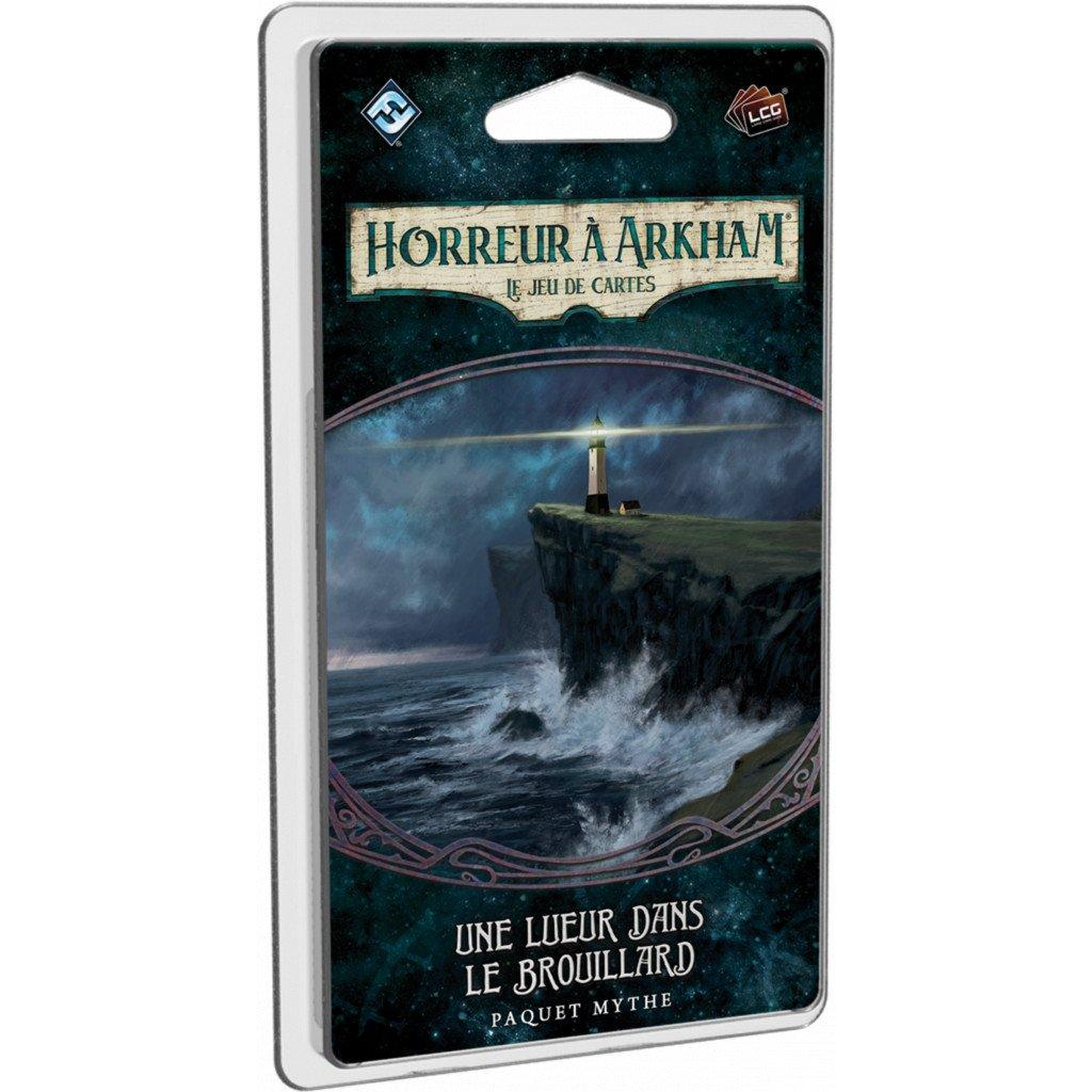 Horreur à Arkham : Le Jeu de Cartes – Une Lueur dans le Brouillard