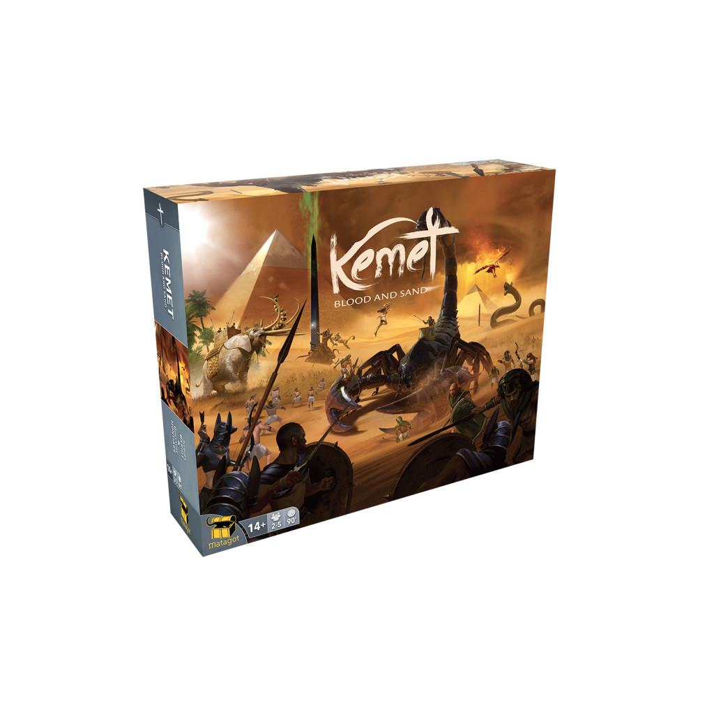 Kemet – Blood and Sand