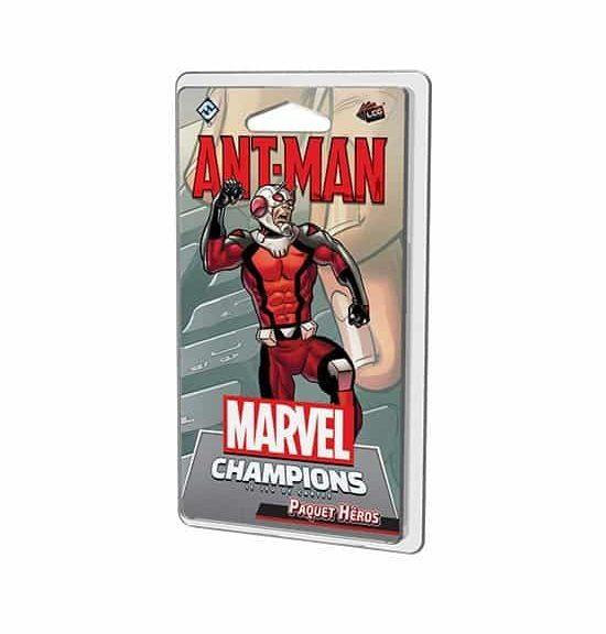 Marvel Champions : Le Jeu de Cartes – Ant-Man