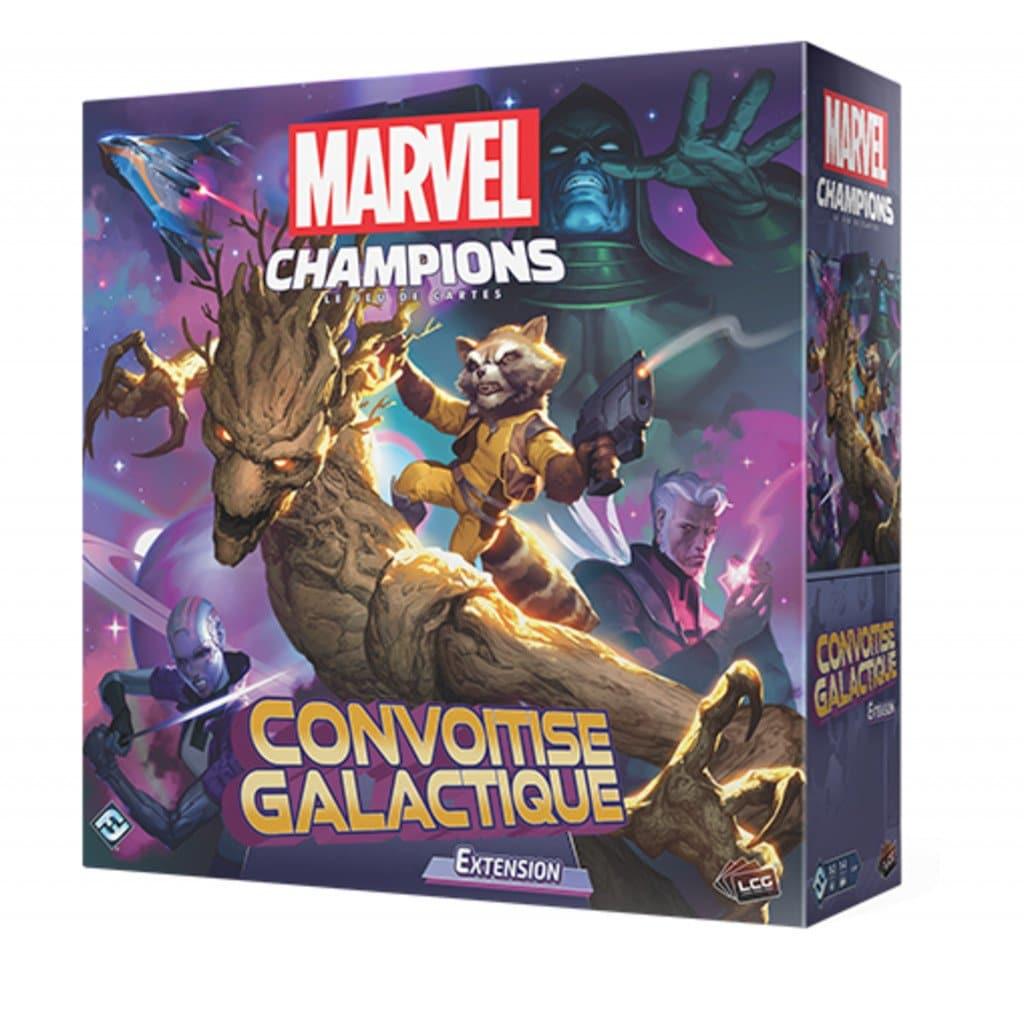 Marvel Champions : Le Jeu de Cartes – Convoitise Galactique
