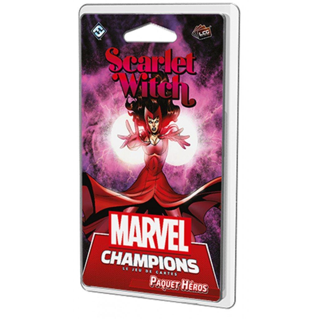 Marvel Champions : Le Jeu de Cartes – Scarlet Witch