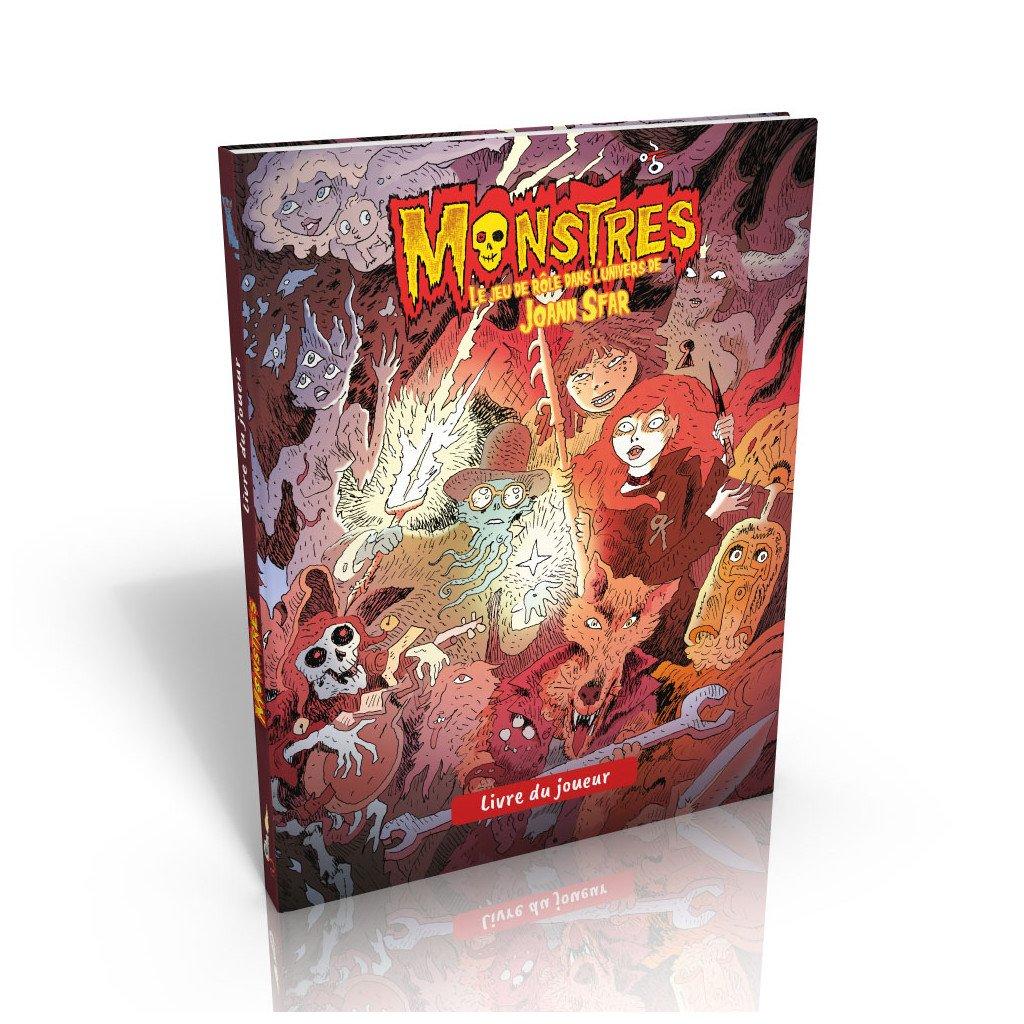Monstres – Livre du joueur