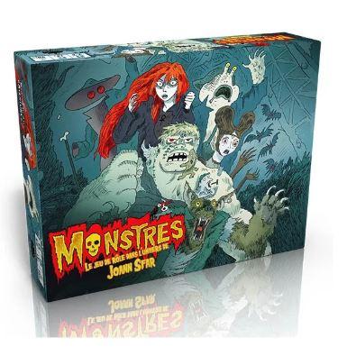 Monstres – Initiation au jeu d'Aventures