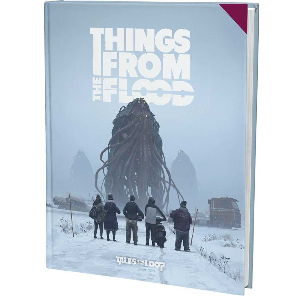 Things from the Flood – Livre de Base