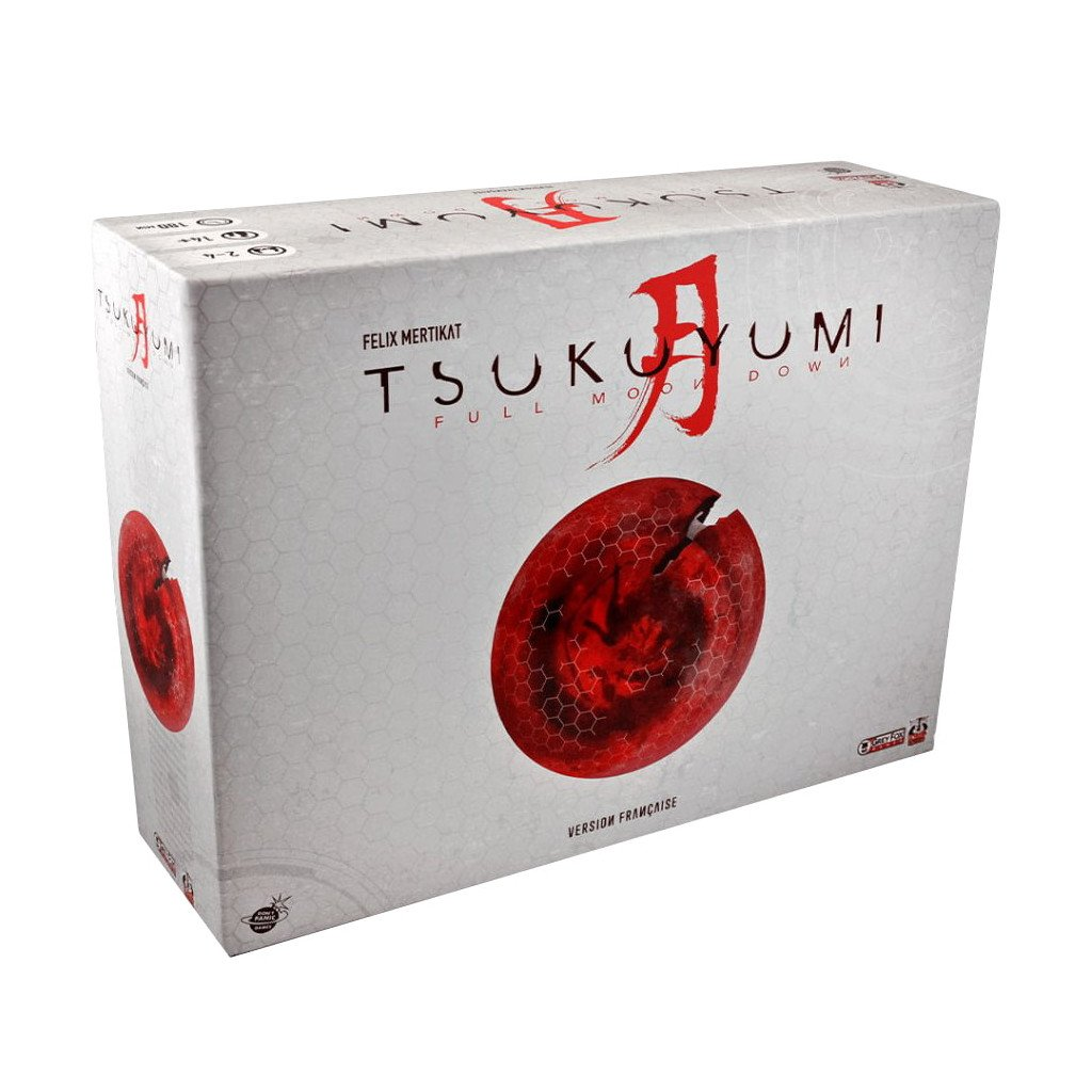 Tsukuyumi : Chute de Lune – Boîte de base